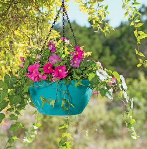 Self-watering Hanging Planter