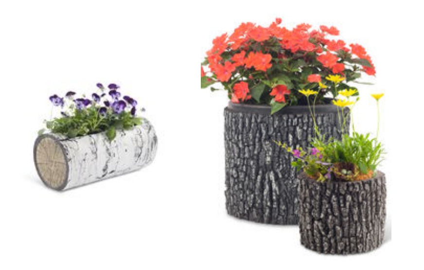 Woodland Planters styles